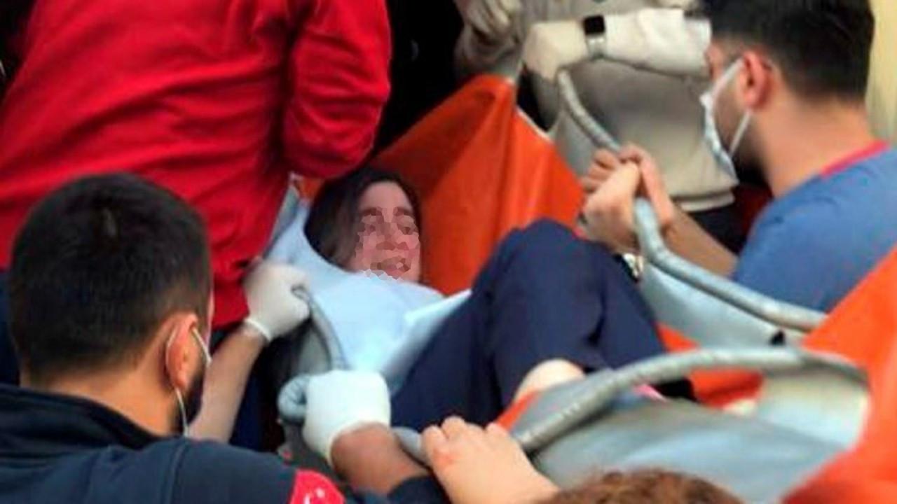 Hemşireyi rehin alan zanlı tutuklandı