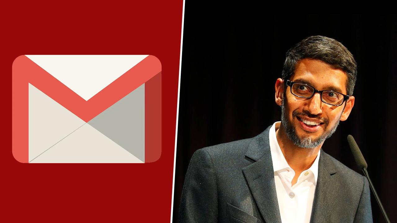Hey Google CEO'su, Gmail şifrem neydi? Gmail şifresini kaybeden Madhan adlı bir Twitter kullanıcısı, çözümü Google CEO'su Sundar Pichai ile...