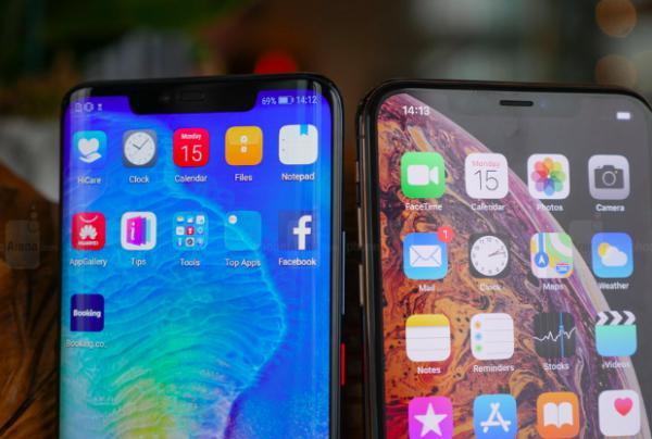 Huawei zirve yürüyüşüne devam ediyor