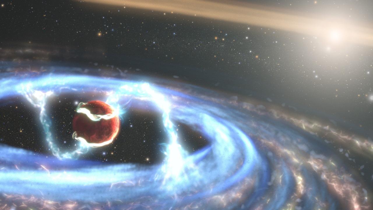 Hubble Jüpiter büyüklüğünde bir gezegen keşfetti NASA, Hubble Uzay Teleskobu'nun yeni bir ötegezegen keşfettiğini duyurdu. PDS 70b ismini verdikleri ...