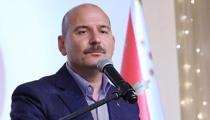 İçişleri Bakanı Soylu duyurdu! 7 DHKP-C'li terörist İstanbul'daki sığınakta yakalandı