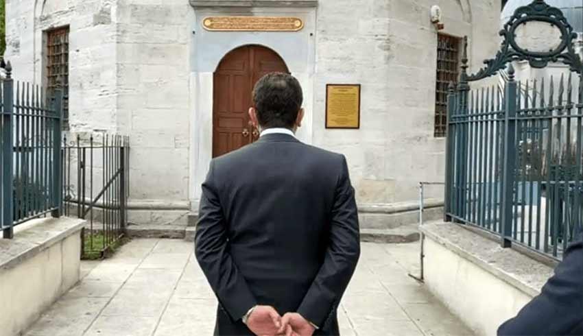 İçişleri Bakanlığı'ndan Ekrem İmamoğlu'na hakkında bu resim nedeniyle soruşturma