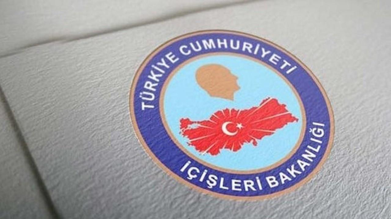 İçişleri Bakanlığı'ndan 'Sedat Peker' açıklaması