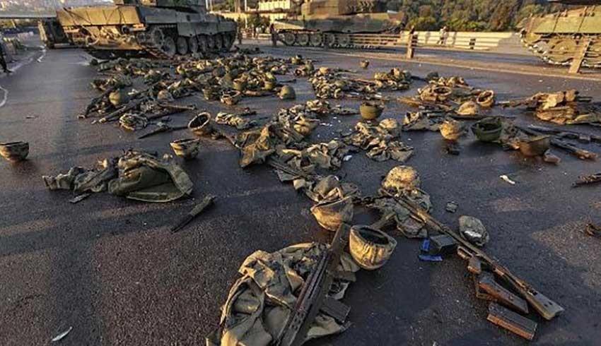 İçişleri Bakanlığı raporu: 106 Bin 740 silah kayıp!