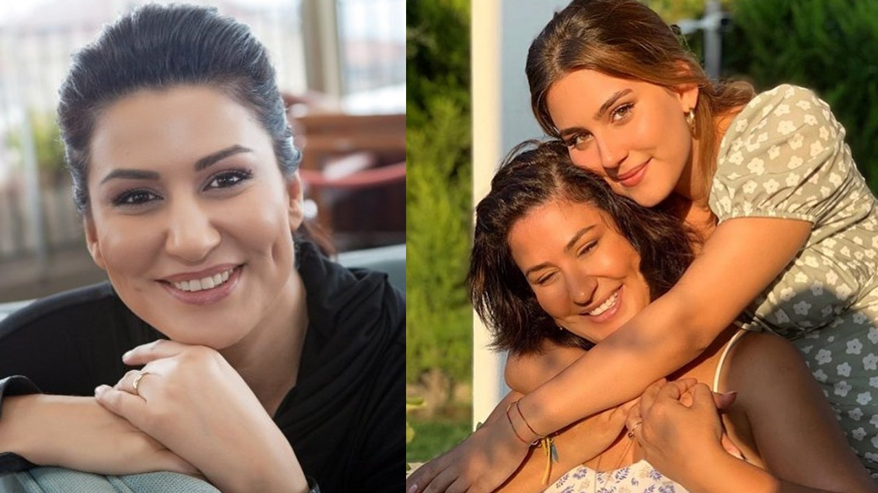 İclal Aydın'ın kızı 18 yaşına bastı
