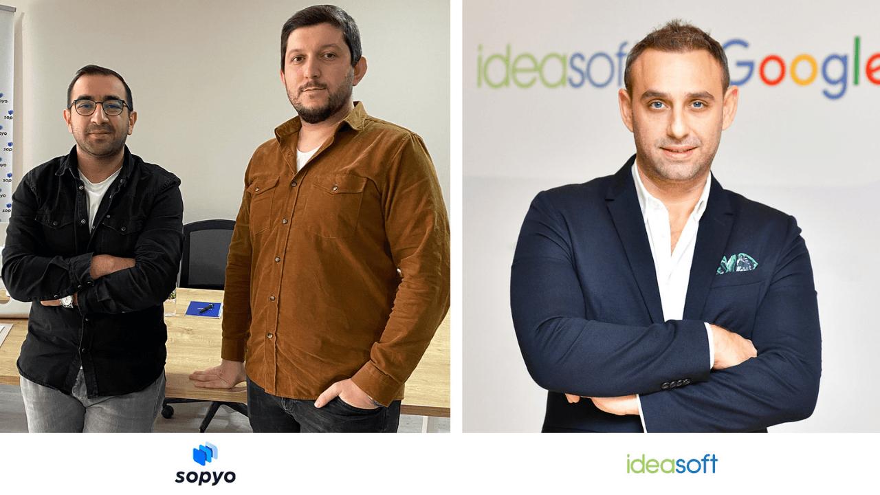 IDEA Teknoloji Yatırımları A.Ş. ilk yatırımını, e-ticaret operasyonlarının yönetimini sağlayan Sopyo'ya yaptı