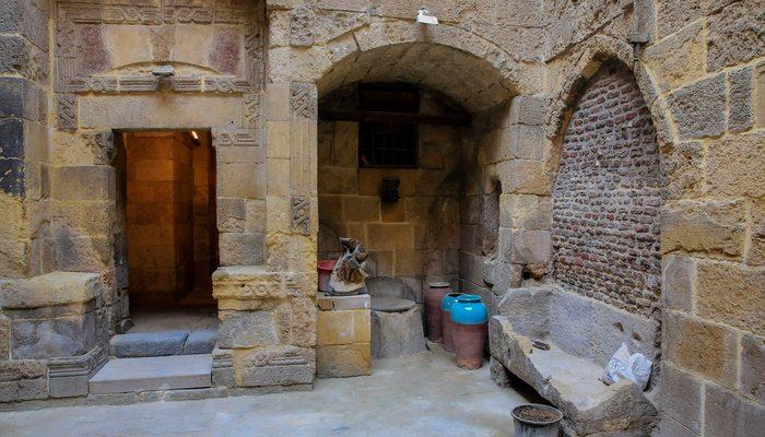 İhtişamıyla göz dolduruyor! İşte Kahire'deki 355 yıllık Türk evi