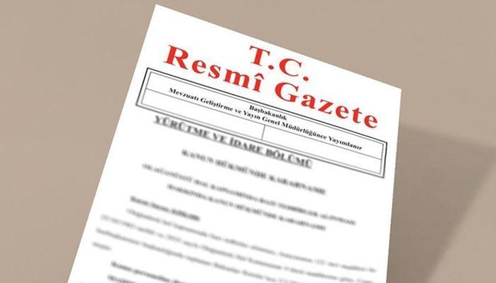 İki Cumhurbaşkanlığı Kararnamesi Resmi Gazete'de yayımlandı