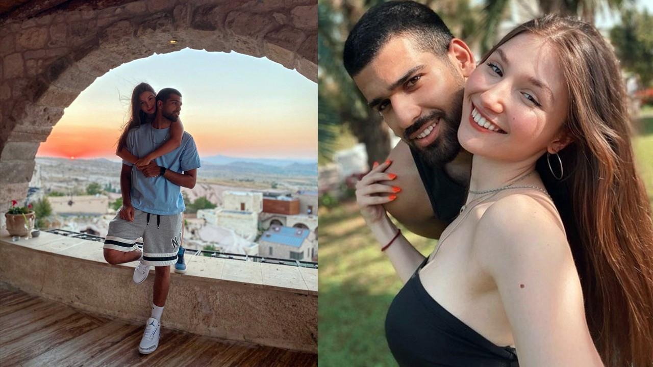 İlayda Akdoğan'dan sevgilisine romantik kutlama
