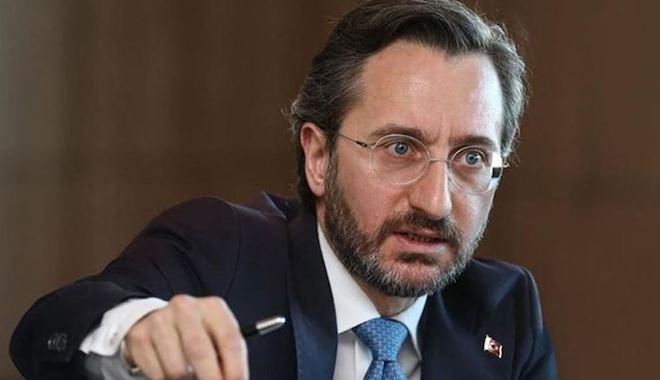 İletişim Başkanı Fahrettin Altun, Habertürk'ü neden kınadı?