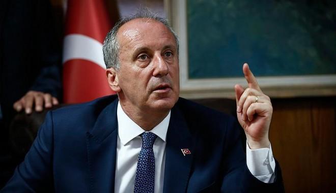 İnce'den Erdoğan'a Akşener tepkisi: Senin görevin güvenliğini sağlamak, tehdit etmek değil