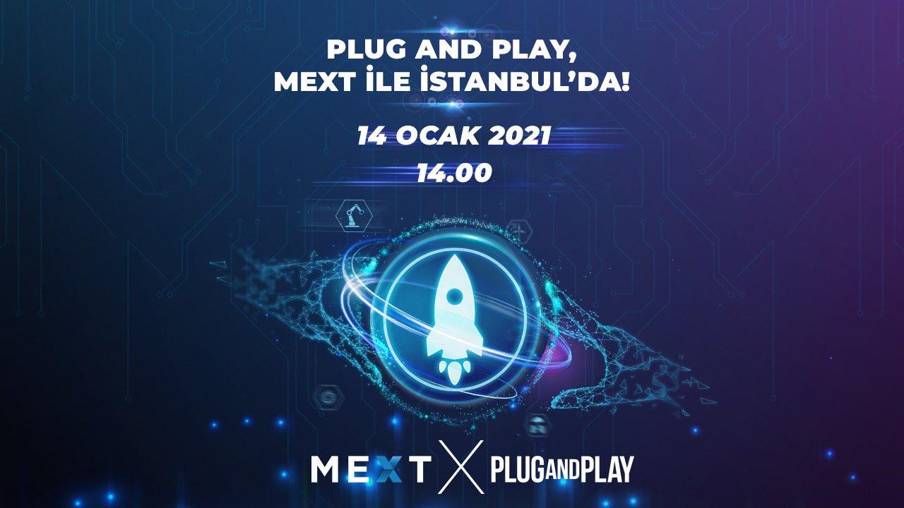 İnovasyon ve Girişimcilik Platformu Plug and Play, MEXT ile İstanbul'a geliyor!