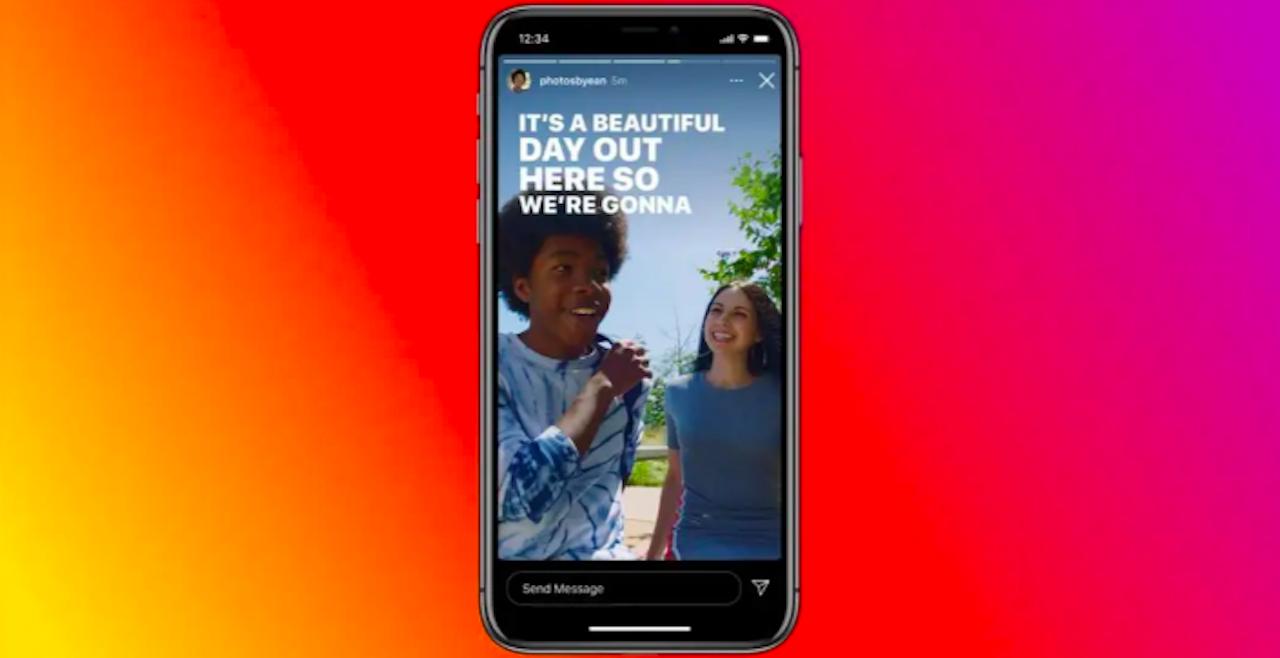 Instagram Hikayeler için altyazı desteği geliyor Instagram, hikayeler için yeni bir özellik yayınladı. Altyazı çıkartması olduğu açıklanan özellik videolardaki...