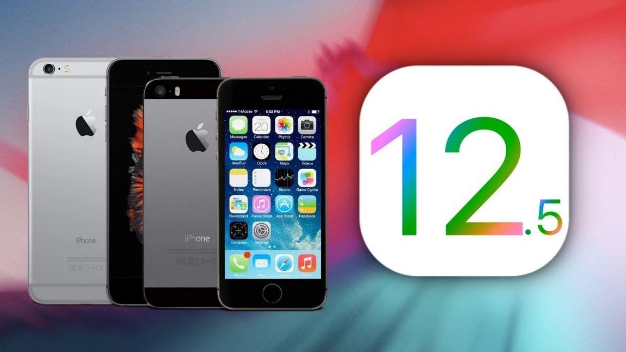 iOS 12.5.3 eski iPhone ve iPad'ler için çıktı!