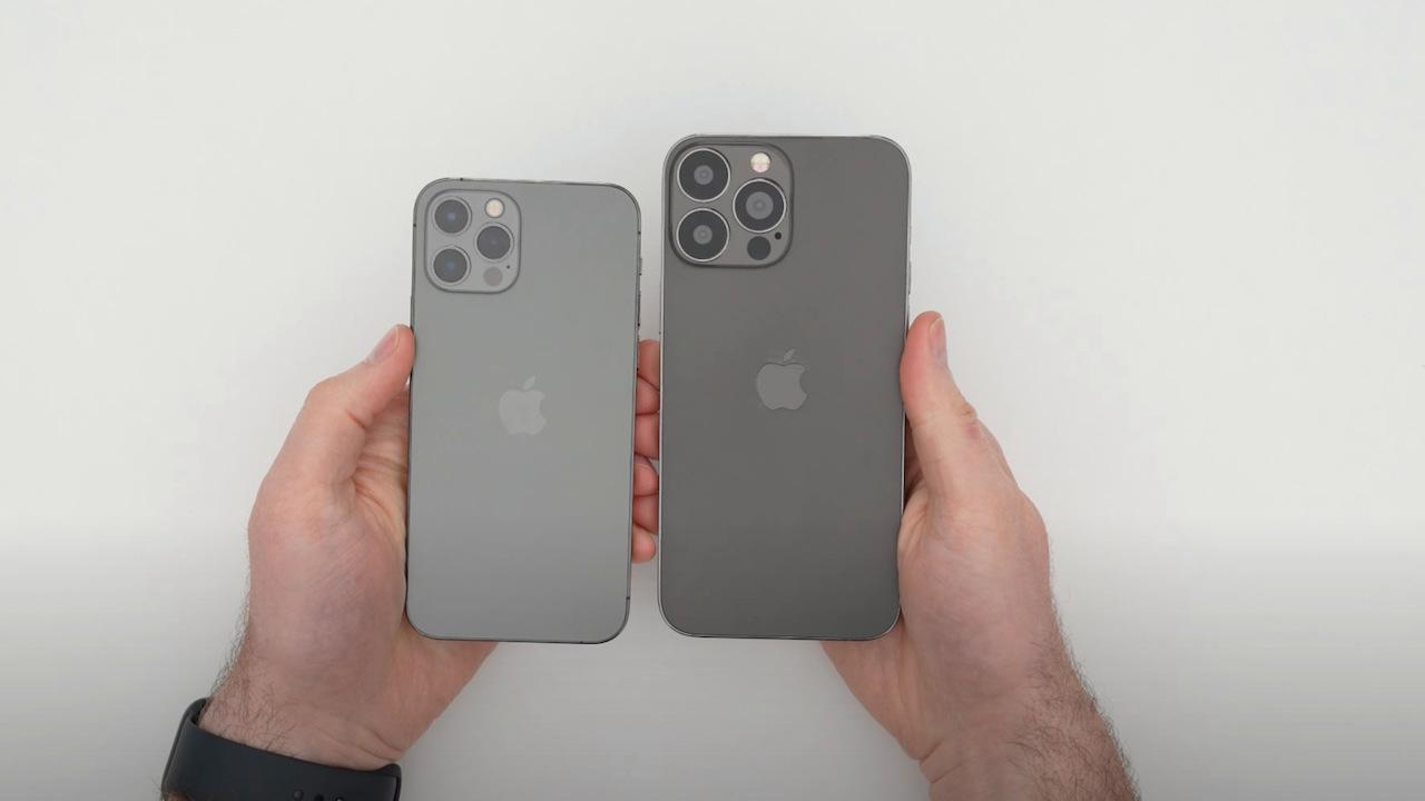 iPhone 13 Pro Max maketi ortaya çıktı: İşte detaylar iPhone 13 serisi ile ilgili yeni bilgiler gelmeye devam ediyor. Unbox Therapy adlı bir Youtube kanalı...