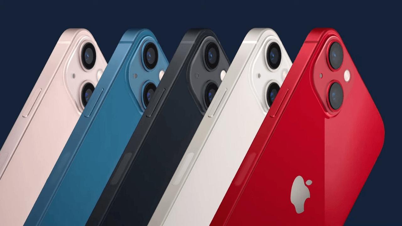 iPhone 13 ve iPhone 13 mini modellerinin teknik özellikleri ve fiyatı açıklandı