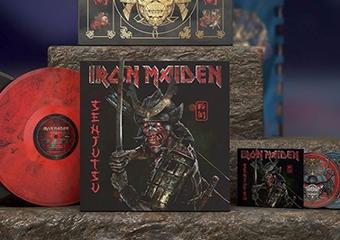 Iron Maiden'dan beklenen albüm haberi geldi
