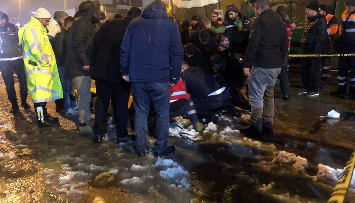İstanbul Çekmeköy'de korkunç kaza! Ölü ve yaralılar var