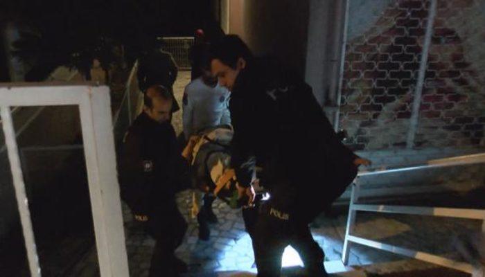 İstanbul'da dehşet! Çocuğunun gözü önünde karısını balkondan attı