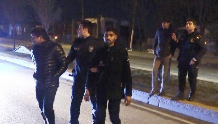 İstanbul'da ellerinde sopalarla dolaşan 15 Afgan gözaltında!