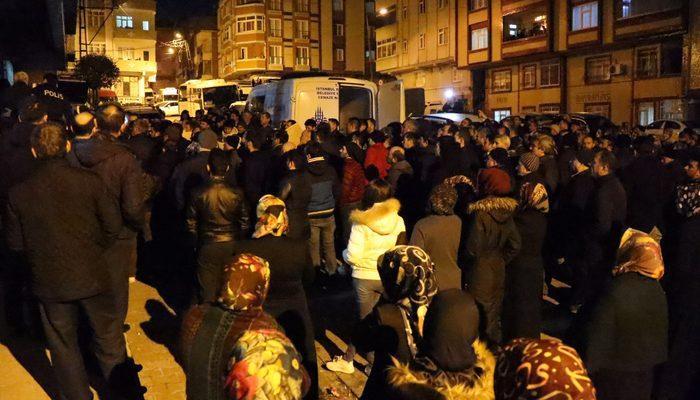 İstanbul'da gece yarısı dehşet! Olay sonrası mahalleli idam sloganları attı!