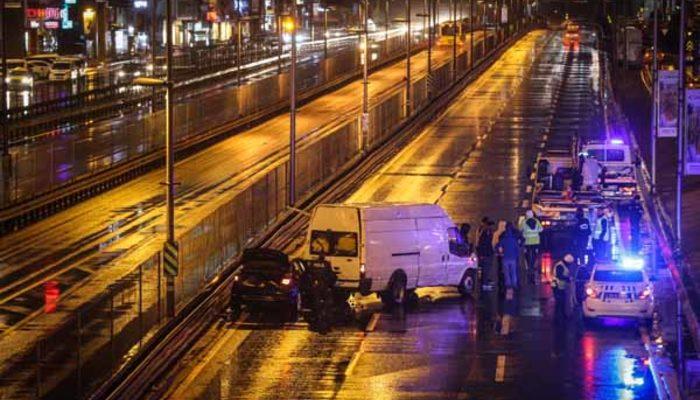 İstanbul'da korkunç kaza! Yol vermeye çalışırken ölümüne sebep oldu!