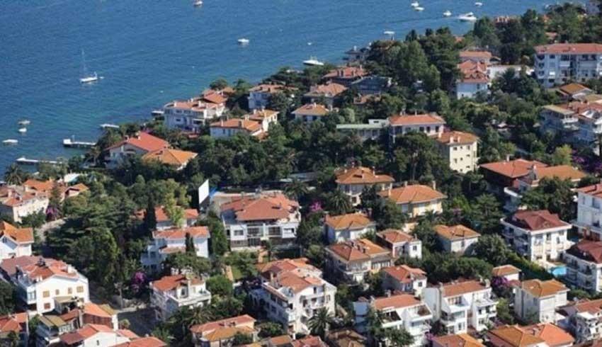 İstanbul'da villalarda salgın piyangosu: Yüzde 50 arttı