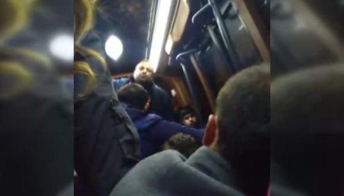 İstanbul'da yolcu dolu minibüse ateş açıldı! Polis karşılık verdi, çatışma çıktı