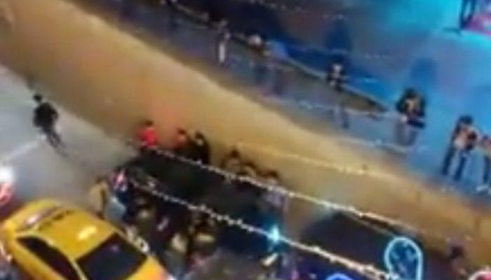 İstanbul Esenler'de şehir magandaları dehşet saçtı! 1'i bebek 3 yaralı