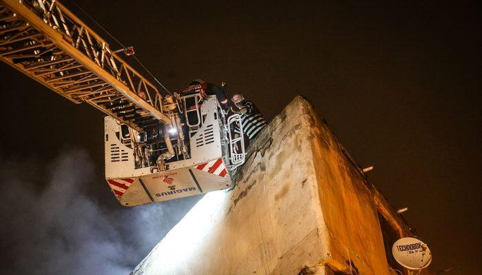 İstanbul Fatih'de yangın! Ölü ve yaralılar var