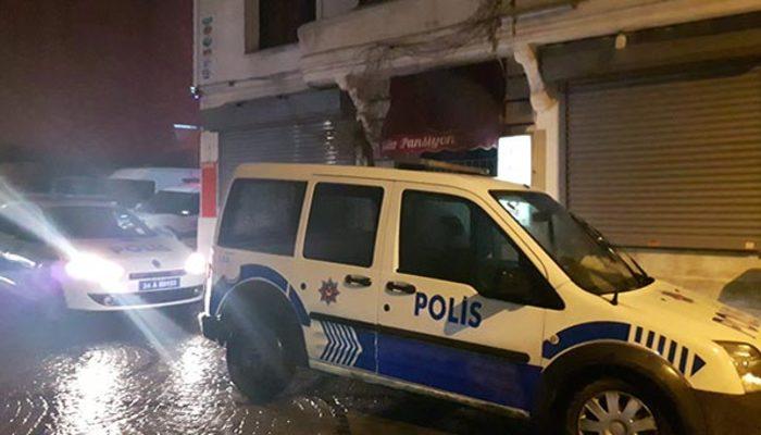 İstanbul, Fatih'te silahlı saldırı: Yaralılar var!