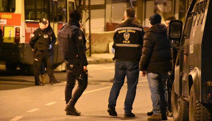 İstanbul Gaziosmanpaşa'da EYP'li saldırı!