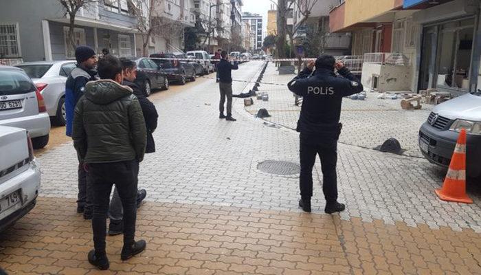 İstanbul Küçükçekmece'de tüp bayiinde patlama!
