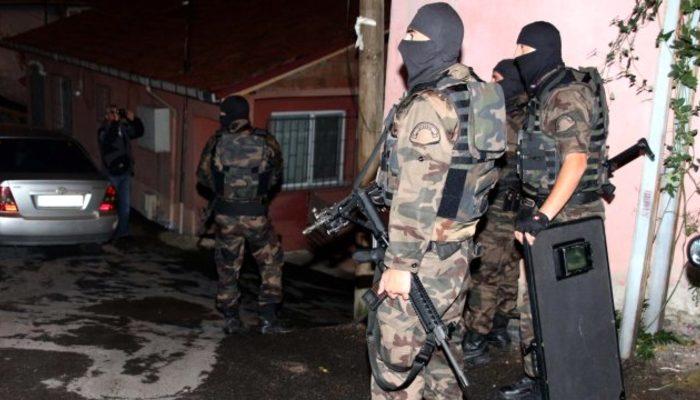 İstanbul polisinden şafak operasyonu! Çok sayıda gözaltı var