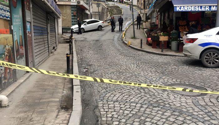 İstanbul Şişli'de silahlı ve maskeli soygun!