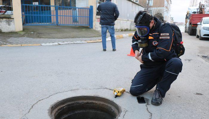 İstanbul Tuzla'da kimyasal alarmı! Ekipler olay yerinde