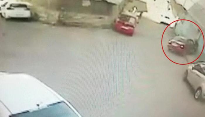 İstanbul Üsküdar'da korkunç kaza!