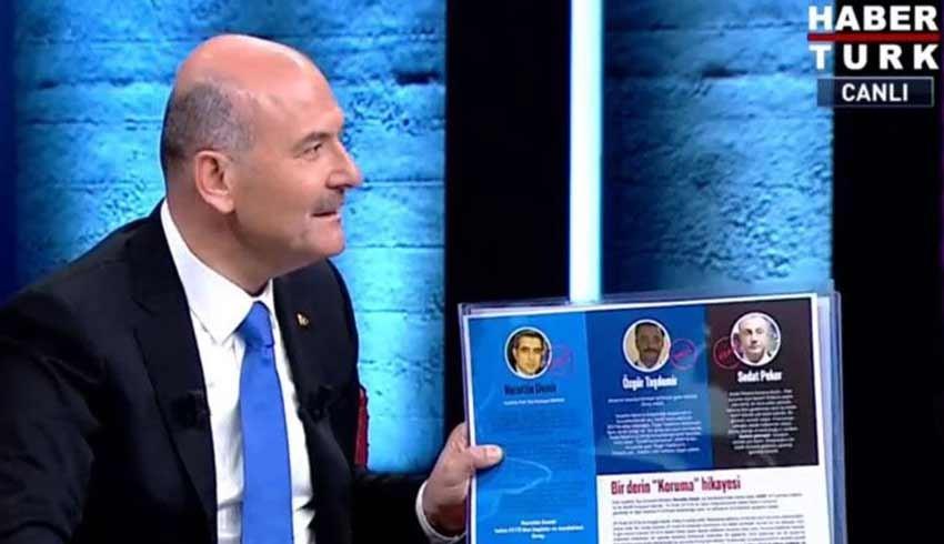 İşte BBC Türkçe'nin gündem olan haberi: Sedat Peker'in iddiaları hakkında hükümette neler konuşuluyor?