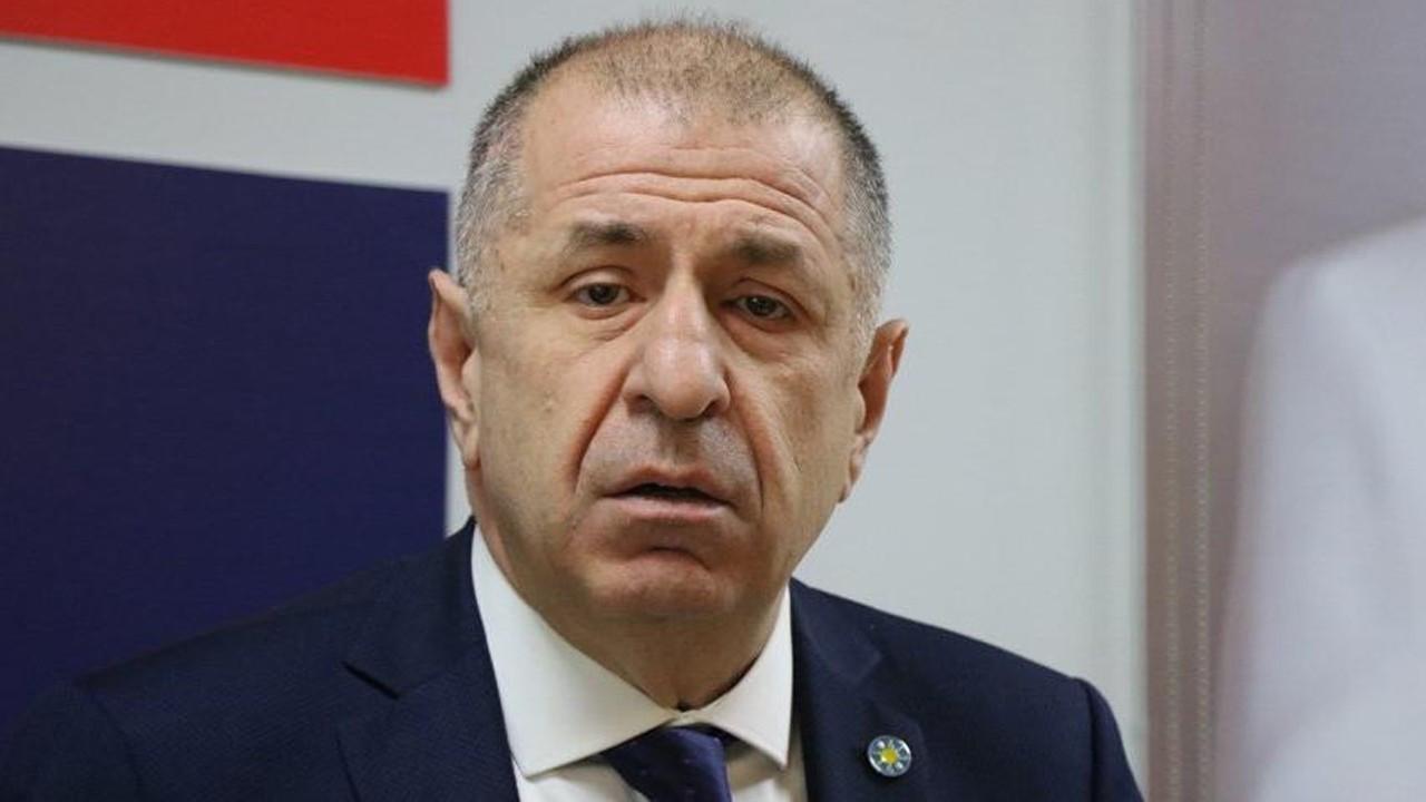 İYİ Parti'den ihraç edilen Ümit Özdağ'dan flaş açıklamalar