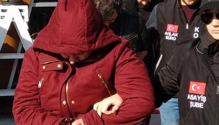 İzmit'te fuhuş çetesi üyeleri yakalandı