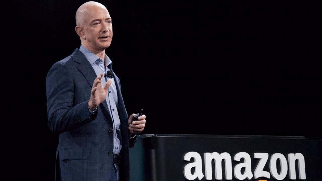 Jeff Bezos'un kurduğu Bezos Dünya Fonu'na 203,7 milyon dolar ek yatırım