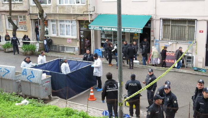 Kadıköy'de korkunç olay! Konteynerde kadın bacakları bulundu