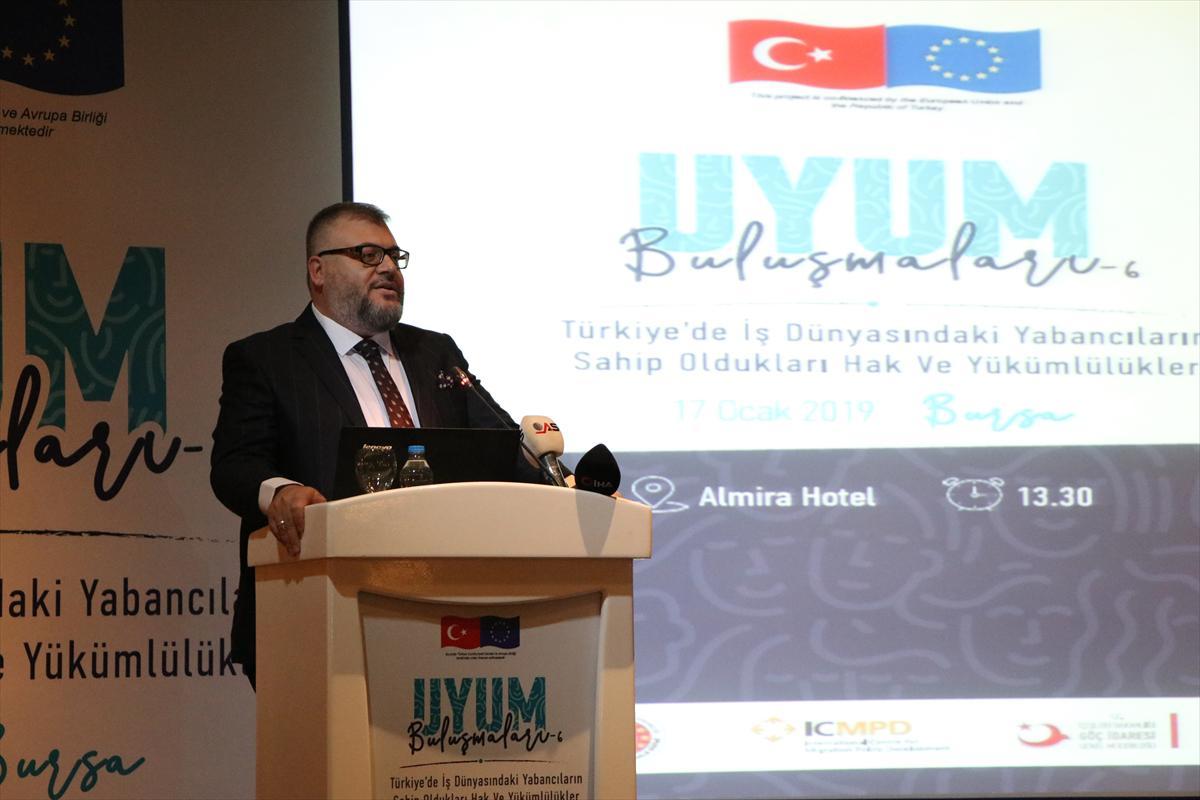 Kadıoğlu: Bursa'da Suriyeliler 400 fabrika kurdu