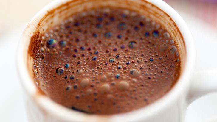 Kahve uyandıktan bir saat sonra içilmeli!