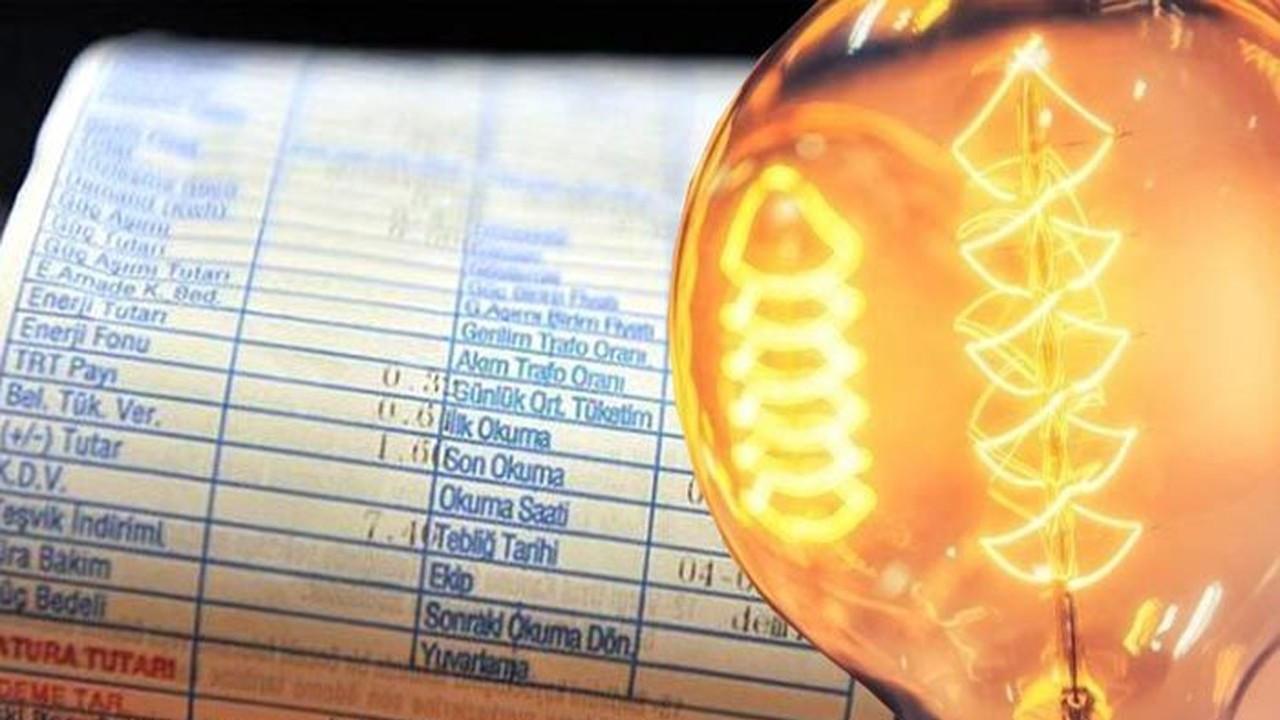 Kapalı dükkana 10 yıllık elektrik faturası
