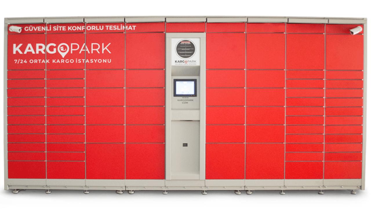 Kargo teslim alımını self servise dönüştüren ortak kargo istasyonu: Kargopark
