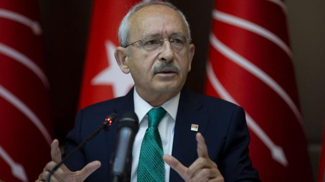 Kemal Kılıçdaroğlu'ndan Cumhurbaşkanı Erdoğan'a dava