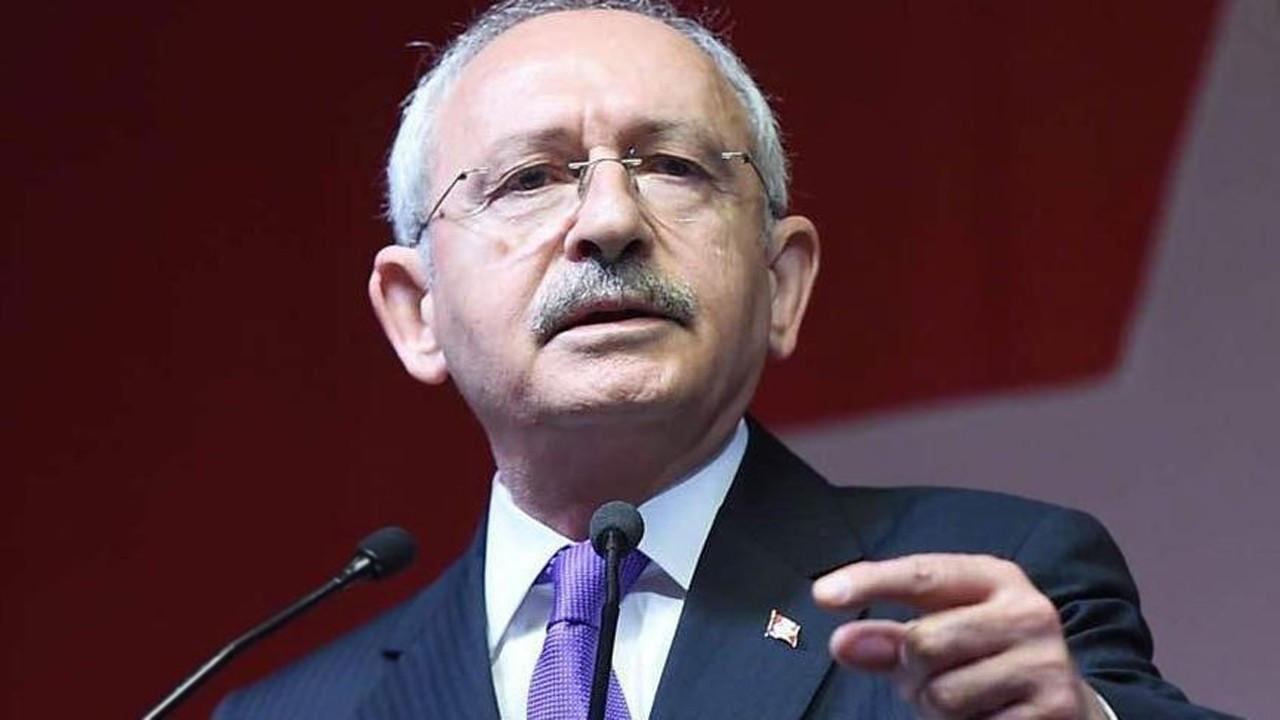 Kemal Kılıçdaroğlu'ndan Cumhurbaşkanı Erdoğan'a 'helalleşme' yanıtı