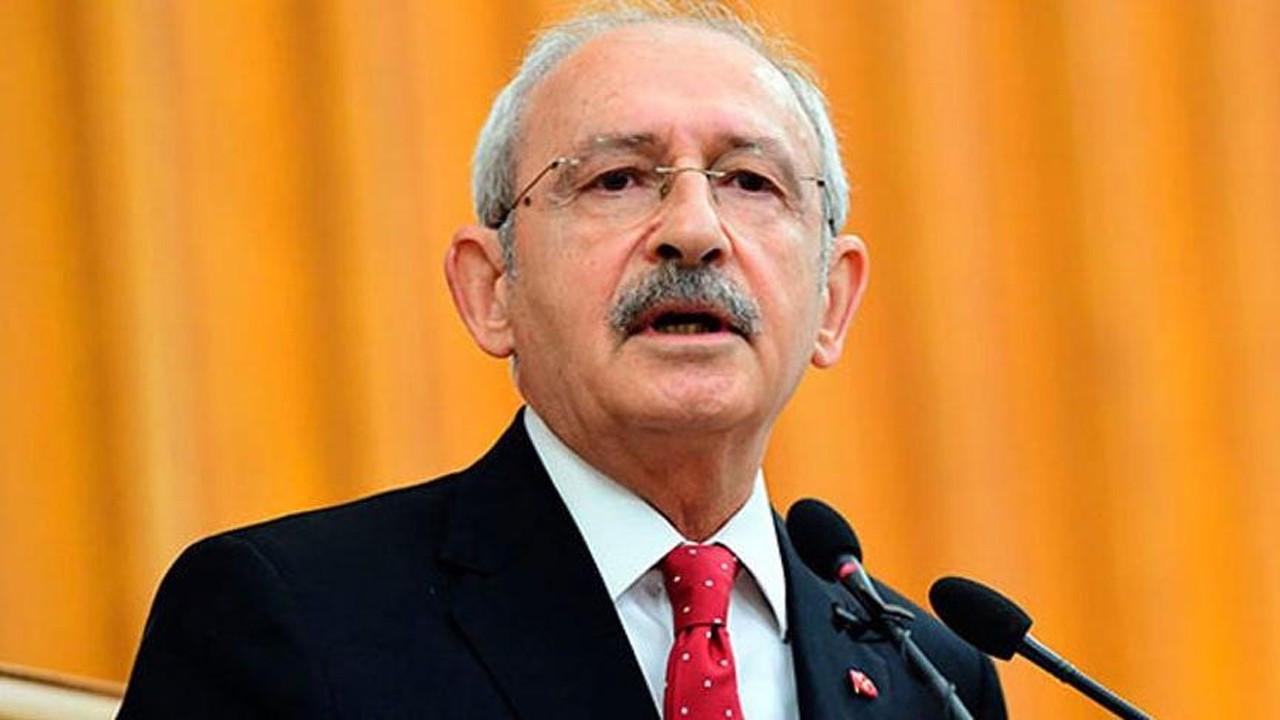 Kemal Kılıçdaroğlu'ndan 'yeşil' uyarı!
