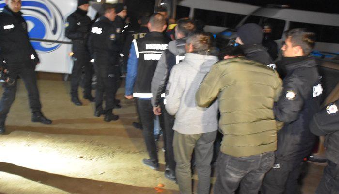 Kırıkkale'de dev operasyon: Çok sayıda gözaltı var!
